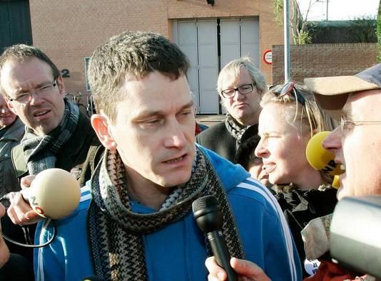 Journalist Bart Mos.