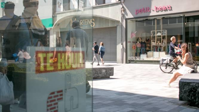 """Aanpassing leegstandsbelasting voor winkelpanden: """"Wie inspanningen doet, kan twee jaar vrijstelling krijgen"""""""