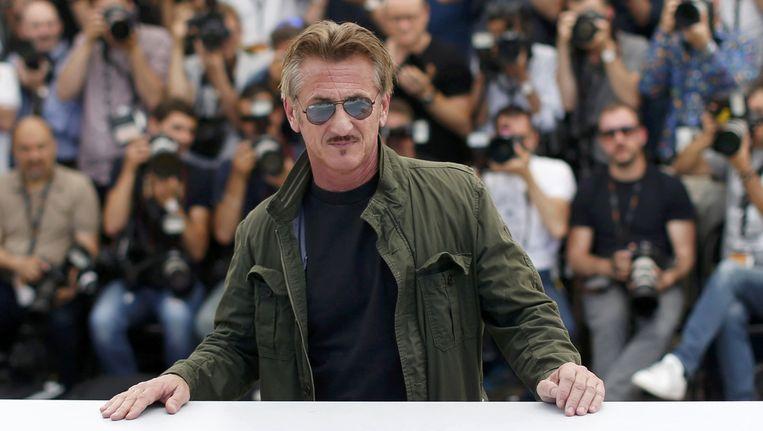Acteur Sean Penn Beeld REUTERS