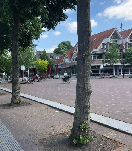Een terras op het Kloosterplein? Van Goirle mag het
