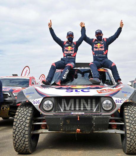 'Monsieur Dakar' pakt veertiende eindzege, Van den Brink achtste bij trucks
