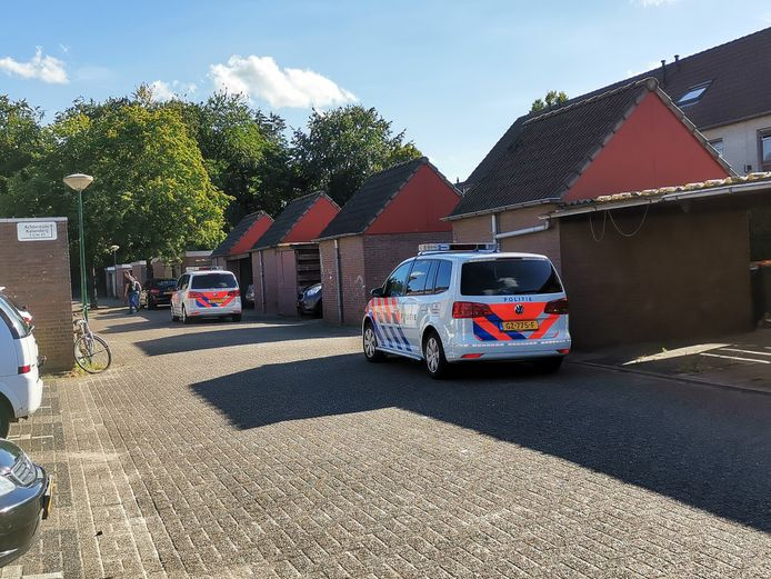 Woningoverval in Veenendaal.