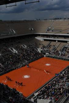 Complete loting Roland Garros