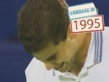 'Saaie' Sampras huilt hartverscheurend om zijn coach