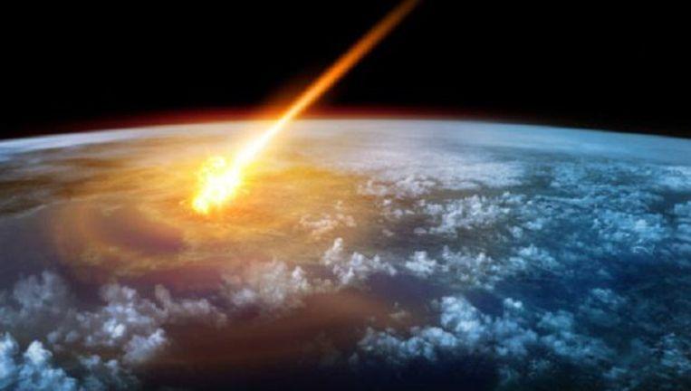 Afbeeldingsresultaat voor meteorietinslagen
