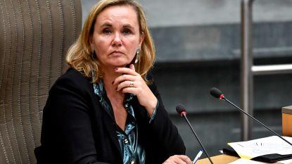 """Vlaams parlementsvoorzitter Liesbeth Homans (N-VA) wil meer bevoegdheden naar Vlaanderen: """"Lot van de Vlaming veel meer in handen te nemen"""""""