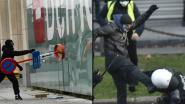 Protest van de 'gele hesjes' in 25 foto's: zo hevig ging het eraan toe in Brussel