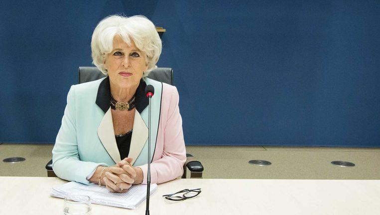 Karla Peijs, voormalig minister van Verkeer en Waterstaat Karla Peijs (2003-2007) Beeld null