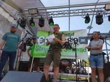 Strijd van Salland brengt ruim 105.000 euro op voor onderzoek naar hersentumoren