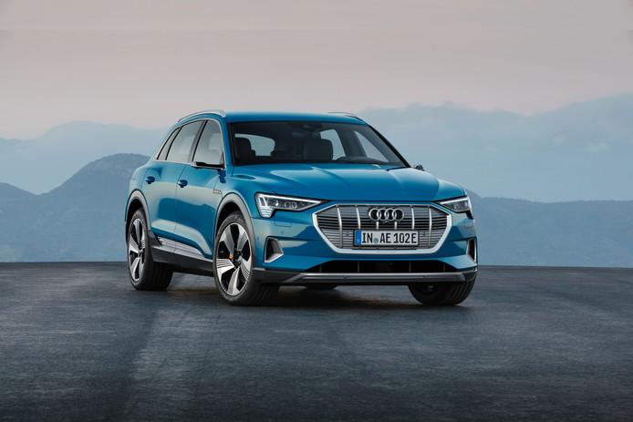 De huidige Audi e-tron