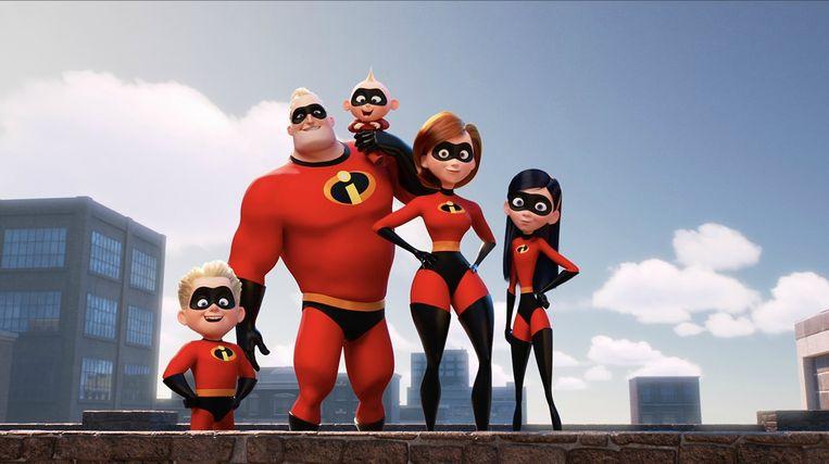 The Incredibles 2 Beeld Pixar