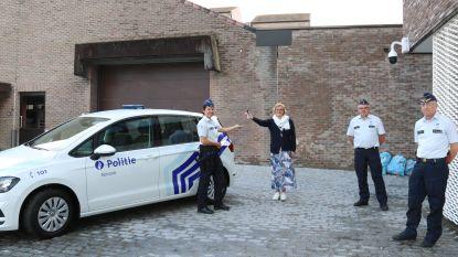 Nieuw politievoertuig is uitbreiding voor wijkteam
