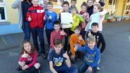 Vrije School Ruien maakt 1.284 ontbijtpakketten voor nieuw speeltoestel