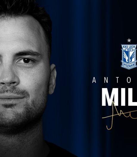 Antonio Milic quitte Anderlecht et rejoint le Lech Poznan