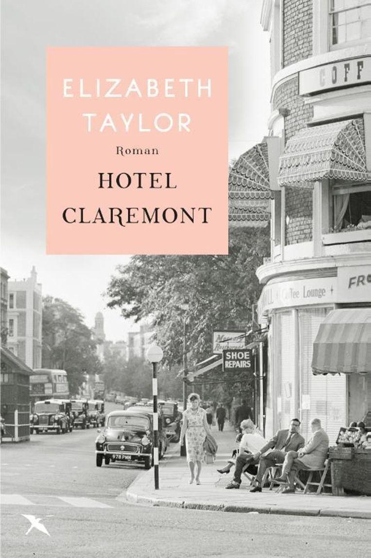 Omslag 'Hotel Claremont'. Beeld