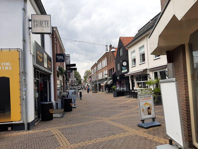 Een  van de twee winkels van Tribute in de Boliestraat in Doetinchem.