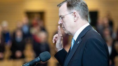 Na maand van politieke crisis: Bodo Ramelow (Die Linke) nieuwe minister-president Thüringen