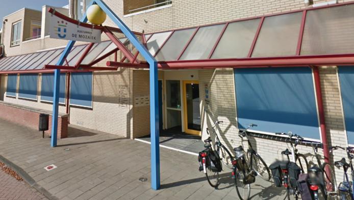 Kulturhus de Mozaïek in Lemelerveld