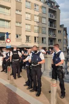 Plus de touristes d'un jour à Blankenberge, après les incidents