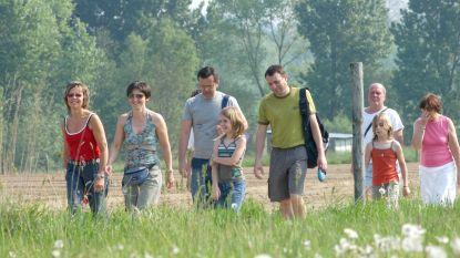 Vlaanderens Mooiste Wandeltocht trekt zondag door Brakel