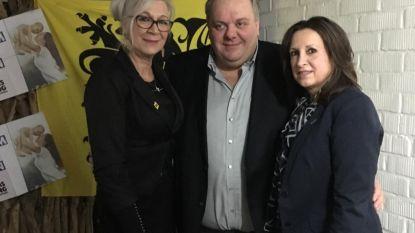Vlaams Belang verwelkomt Guy D'haeseleer op nieuwjaarsreceptie