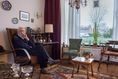 Gerard Bres (86) logeerde 5 maanden in hotel na woningbrand Terheijden