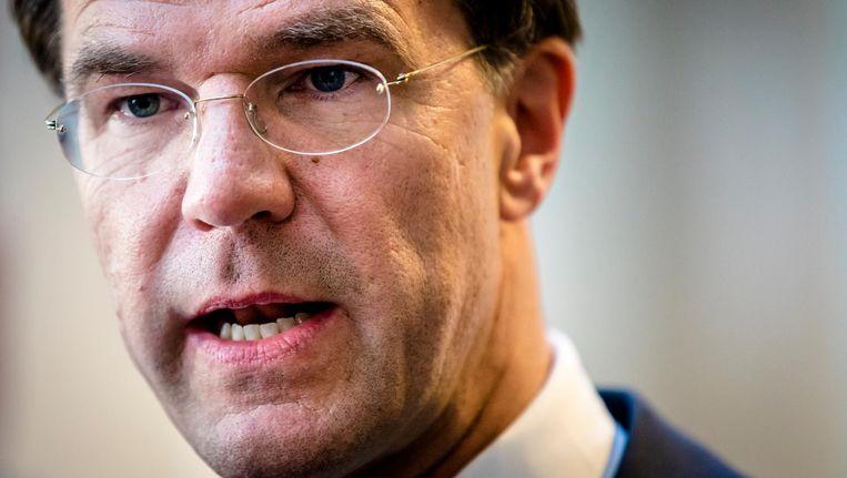 De hoop is gevestigd op Ruttes talent om partijen in beweging te krijgen Beeld anp