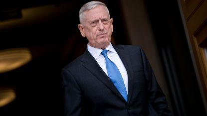 James Mattis stapt op als minister van Defensie VS