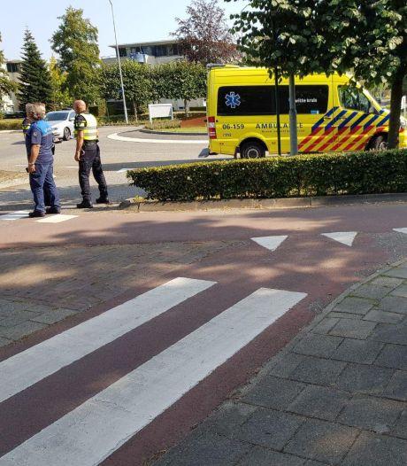 Fietser gewond bij ongeval met auto op Richterslaan in Lichtenvoorde