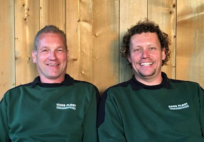 Hans Plegt en Marc Rijsman doen mee aan de Arctic Challenge Tour