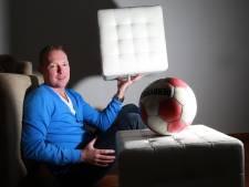 Iwan Went en FC Dinxperlo blijven elkaar trouw