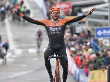 Jan-Willem van Schip zet iedereen te kijk in Baloise Belgium Tour