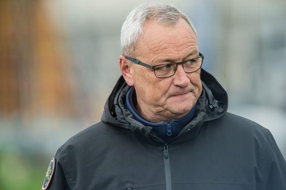 Alain Remue, diensthoofd Cel Vermiste Personen van de federale politie.