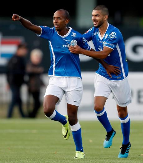 Eerste goal in betaald voetbal van FC Den Bosch-middenvelder Abdullahi verkozen tot Doelpunt van de Week