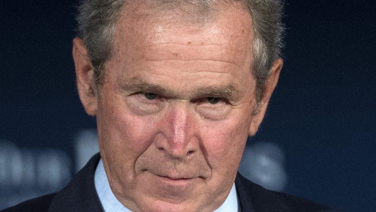 George W. Bush. Beeld ap