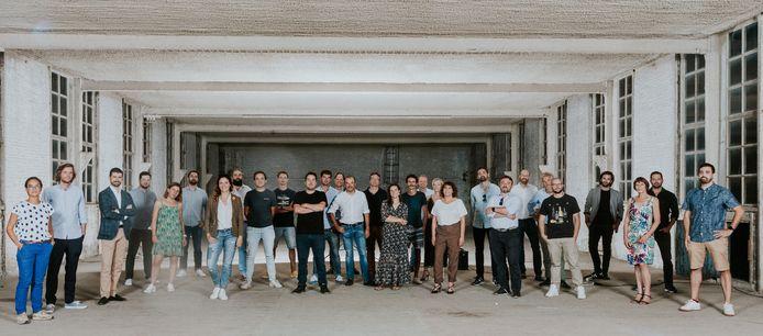 """Les 30 entrepreneurs derrière l'initiative """"Startup vie"""""""