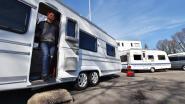 Zigeuners opnieuw op carpoolparking