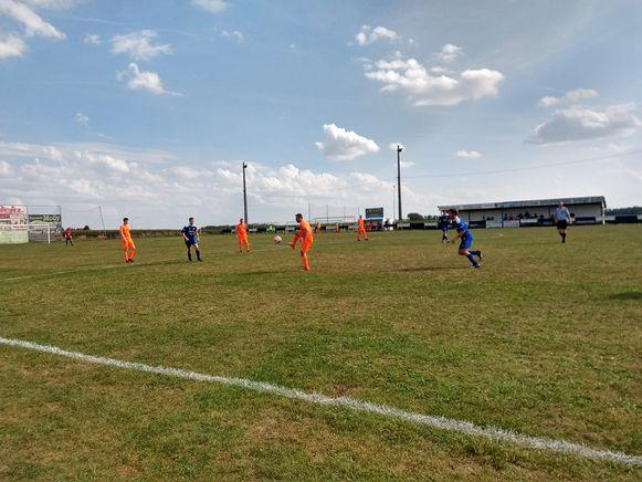 De gemeente voorziet 3,3 miljoen euro voor een nieuwe voetbalaccomodatie op de terreinen van KFC Bonanza.