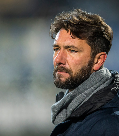 Peter van den Berg trainer beloften Feyenoord