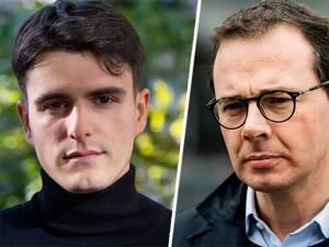 """""""Combien de décès a-t-il caché?"""": Conner Rousseau attaque Wouter Beke puis se rétracte"""