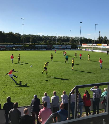 Gelukkige zege FC Horst tegen VSCO'61
