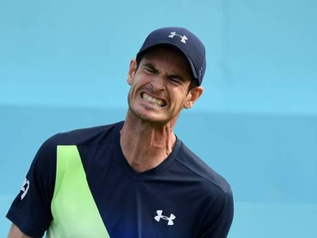 Murray na rentree: 'Weet niet zeker of ik op Wimbledon kan spelen'