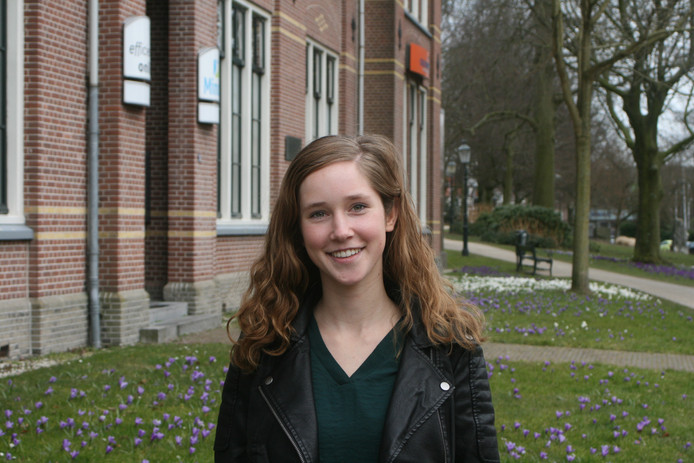 Renske Haije (18): ,,Zolang sport de hoofdrol maar heeft.''