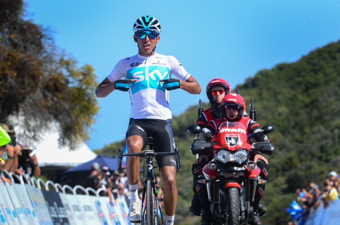 Egan Bernal.
