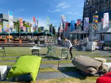 Anti-racisme protest Tilburg niet op Heuvel,  'Muzetuin of menselijke keten als alternatief'
