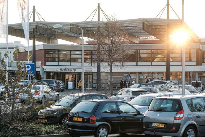 Het SKB in Winterswijk. Alertheid is volgens de Vrienden van het ziekenhuis gewenst.