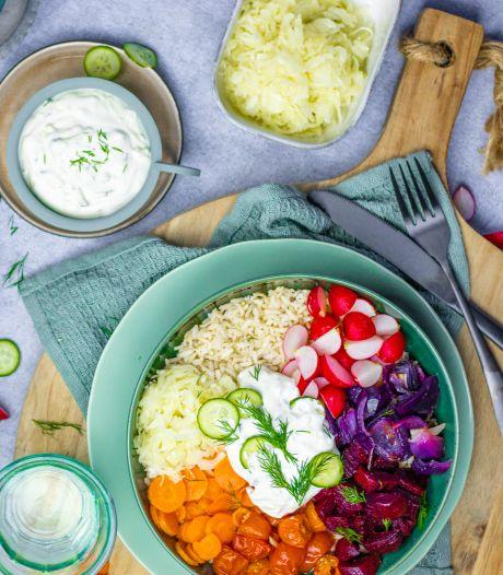 Wat Eten We Vandaag: Witte winterbowl