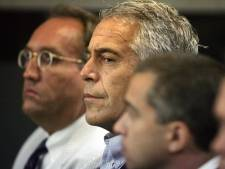 'Epstein betaalde 350.000 dollar om mogelijke getuigen te beïnvloeden'