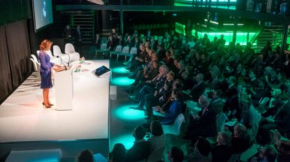 "Koningin Mathilde: ""Duurzame havens remedie tegen terreur"""