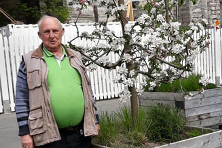 Rik Beynen tijdens een uitstapje in Brugge eerder deze maand